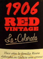 1906 Red Vintage La Colorado