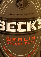 Beck's Berlin Golden Bock