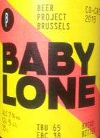 Beer Project Brussels BabyLone