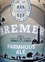 Bremer Union Farmhuus Ale
