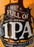 Brutal A Ship Full Of IPA