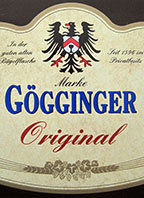 Gögginger Original