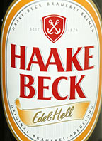 Haake Beck Edel-Hell