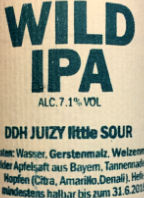 Heidenpeters Wild IPA DDH Juizy Little Sour