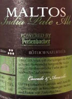MALTOS India Pale Ale