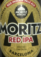 Moritz Red Indian Pale Ale