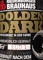 Riedenburger Dolden Dark Porter