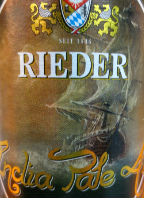 Rieder India Pale Ale