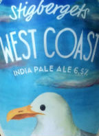 Stigbergets West Coast IPA