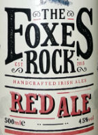 The Foxes Rock Red Ale