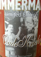 Timmermans Oude Kriek Limited Edition 2013