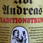 Abt Andreas Traditionstrunk