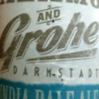 Alamo & Grohe Collaboration Brew IPA
