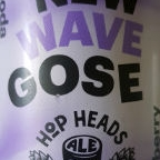 AleBrowar New Wave Gose Blueberry