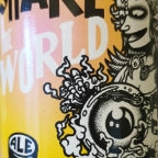 AleBrowar Shake the World Milkshake Pale Ale