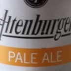 Altenburger Pale Ale Jahrgangsbier 2017
