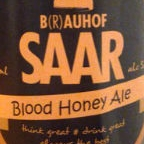 B(r)auhof Saar Blood Honey Ale