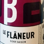 BRLO & Brussels Beer Project Le Flâneur
