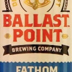 Ballast Point Fathom India Pale Lager