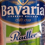 Bavaria Radler 2,0% Apple