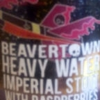 Beavertown Heavy Water 2018 Raspberry, Cacao, Vanilla