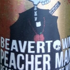 Beavertown Peacher Man