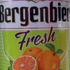 Bergenbier Fresh Grapefruit
