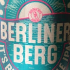 Berliner Berg It's Been A While IPA