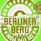 Berliner Berg Wet Hop Series #1 IPA Comet