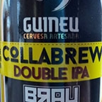 BrauKunstKeller Guineu Collabrew Double IPA