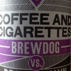 BrewDog & Beavertown Coffee & Cigarettes