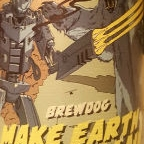 BrewDog Make Earth Great Again