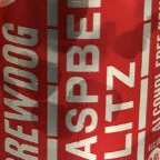 BrewDog Raspberry Blitz Alcohol Free