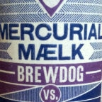 BrewDog & To Øl Mercurial Mælk