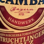 Camba Braumeister Edition #16 Truchtlinger Holz