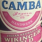 Camba Braumeister Edition #34 Wikinger Gold