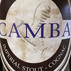 Camba Oak Aged Imperial Stout - Cognac