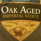 Camba Oak Aged Imperial Stout - Rum