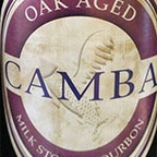 Camba Oak Aged Milk Stout - Bourbon