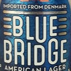 Ceres Blue Bridge American Lager Beer