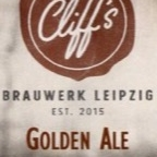 Cliff's Golden Ale