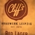 Cliff's Red Lager