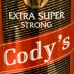 Cody's Extra Super Strong