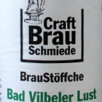 CraftBrauSchmiede BrauStöffche Bad Vilbeler Lust Session IPA