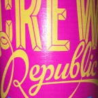 Crew Republic In Your Face West Coast IPA