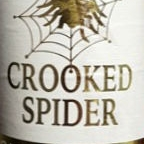 Crooked Spider California Gold