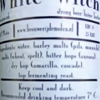 De Molen White Witch