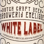 Emelisse White Label Coffee Stout Bruichladdich Peated BA