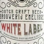 Emelisse White Label Russian Imperial Stout Red Wine Blend BA