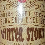 Emelisse Winter Stout Apple Pie